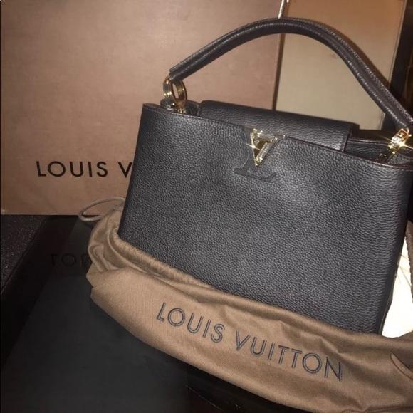 92259a2070e Louis Vuitton Bags | Capucines Gm | Poshmark